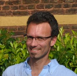 Martin Geisenhainer im Mai 2012